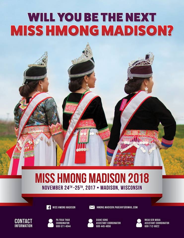 Miss Hmong Madison